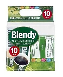 "Растворимый кофе в стаканчиках ""3 в 1"" AGF BLENDY 200 гр."