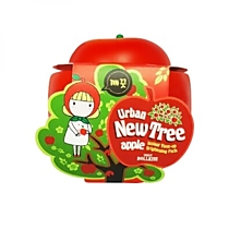 БХ New Tree Маска для лица осветл. Urban Dollkiss New Tree Apple Instant Tone-up Brightening Pack 100 гр.