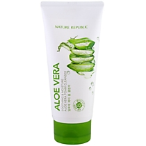 NATURE REPUBLIC Очищающий гель-крем с алоэSoothing&Moisture Aloe Vera Cleansing Gel Cream, 150 мл